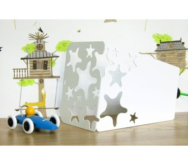 Luminaire design baladeuse blanche Lucky Star