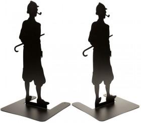 "Sculpture déco ""Sherlock Holmes"""