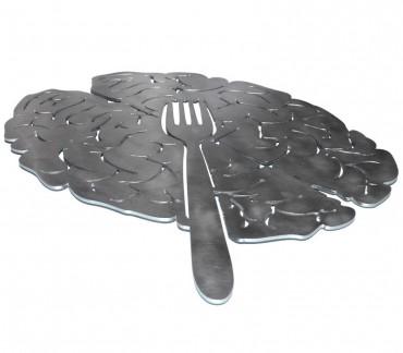 """Dessous de plat  """"Bon appétit"""" idée cadeau originale"""