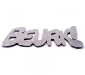 """Dessous de plat """"Beurk"""""""