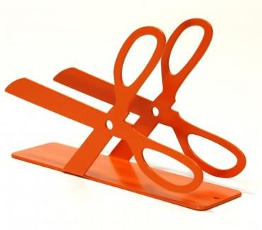 "Porte-courrier design ""Ciso"" orange"