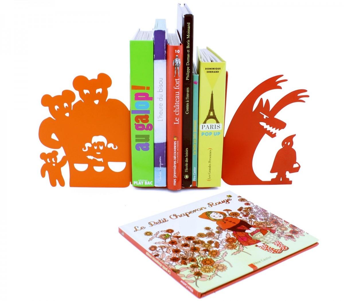 boucle d 39 or et le petit chaperon rouge revu par sghohan design en serre livres pour enfant ou grand. Black Bedroom Furniture Sets. Home Design Ideas