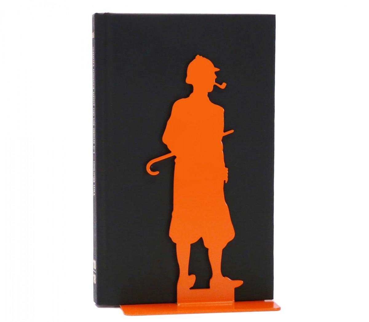 """Cale Livres sherlock holmes"""" de shohan-design, un serre-livres original en métal"""
