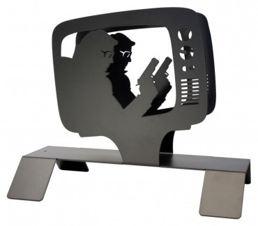 """Porte-revues design déco salon """"TV"""""""