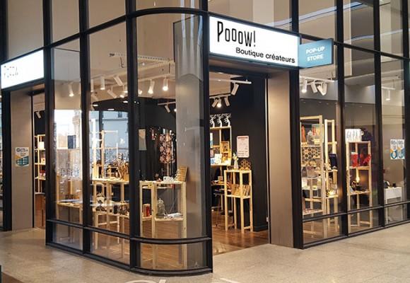 La gare Montparnasse a sa boutique créateurs pour un cadeau de dernière minute.